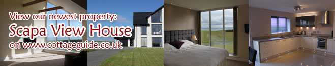 Scapa View House - Orkney Self Catering