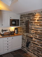 Kingston lodge - Self Catering House in Orkney - kitchen