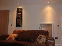 Kingston lodge - Self Catering House in Orkney - comfortable seating!