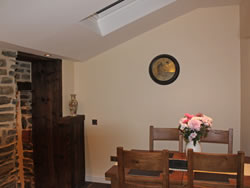 Kingston lodge in Orkney is a beautiful Self Catering House with truly unique features