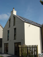 Kingston House Exterior - superb Orkney Self Catering Accommodation